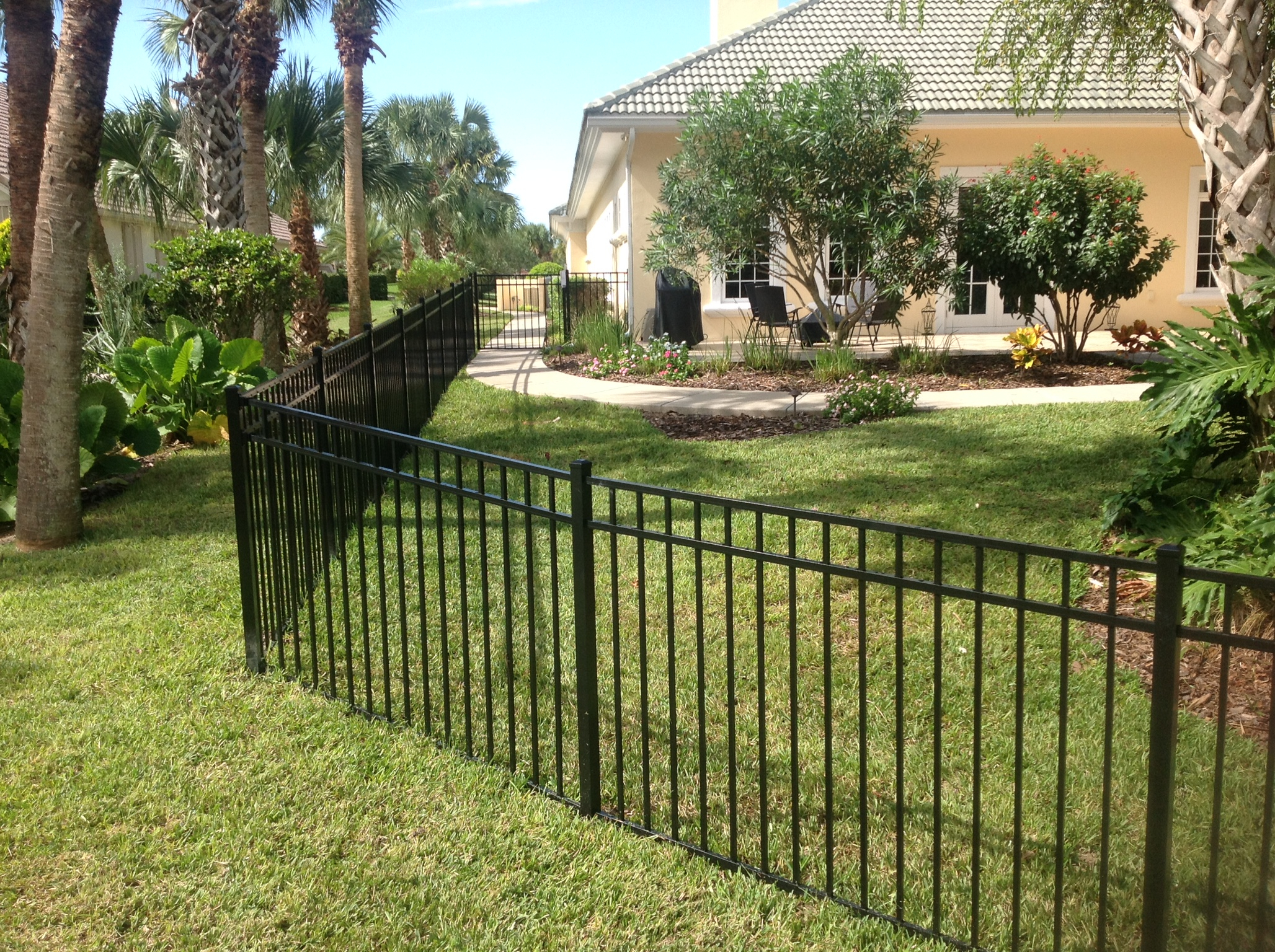 Florida Fence Contractor Jacksonville Fences Installed